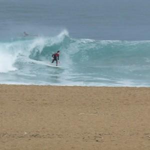 Le côté des surfeurs !